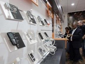 Украинцы в 2008 году приобрели мобильных на $1,16 млрд