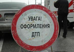 В Тернопольской области столкнулись два автобуса, как минимум 20 человек госпитализированы
