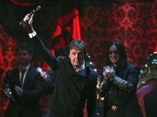 Вручены награды лауреатам музыкальной премии Brit Awards