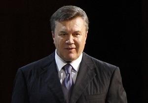 Янукович надеется на успешный запуск украинской ракеты с бразильского космодрома