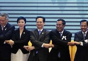 Страны Ассоциации государств Юго-Восточной Азии приняли декларацию прав человека