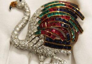 Christie s представит исторические королевские драгоценности на аукционе в Женеве