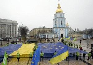 В рейтинге демократии Украина скатилась до уровня  гибридных режимов