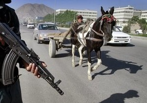 Талибы возобновили нападения в афганском Кандагаре