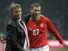 У сборной России новый капитан