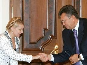 Опрос: Во втором туре президентских выборов побеждает Тимошенко
