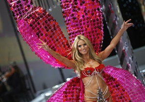 Хайди Клум отказалась быть ангелом Victoria s Secret
