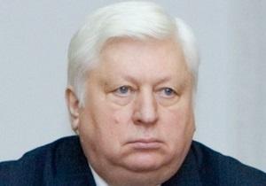 Пшонка: Расследование уголовных дел по материалам международного аудита правительства Тимошенко завершено