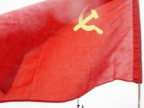 Запорожская Свобода требует запретить вывешивать в городе флаги СССР