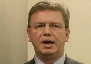 В ЕС в очередной раз напомнили украинской власти, что ждут решения ситуации вокруг Тимошенко