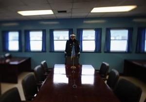 Переговоры между Северной и Южной Кореей отменены