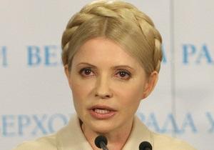 Тимошенко раскритиковала намерение лишить украинцев возможности голосовать против всех