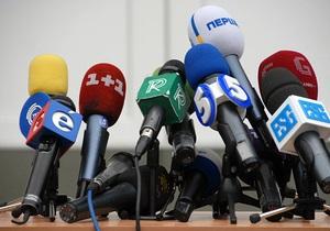 Большинство украинцев считают, свобода слова в стране существует – опрос