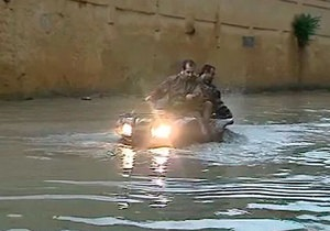 Наводнение на Кубани может нанести ущерб на сумму более миллиарда рублей