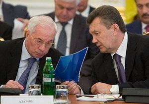 Янукович требует от Азарова отменить платные услуги в вузах