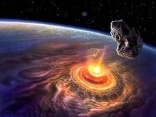 К Земле приближается крупный астероид