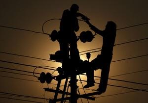 Украина увеличила экспорт электроэнергии на 62%
