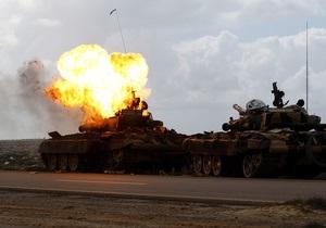 Командование НАТО: Наземной операции в Ливии не будет