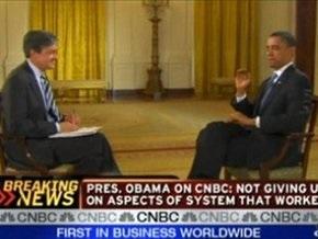 Обама убил муху в прямом эфире