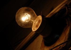 В Киеве из-за разрыва электрокабеля 500 частных домов остались без света
