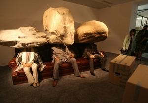 Китай - Выставка - Киев - Корреспондент: Силы поднебесные. В Киеве открылась выставка современного китайского искусства