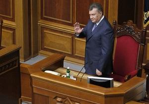 В Украине больше всего законов пишет Президент - эксперты