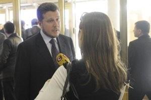 Регионал Яценко заявил, что его хотели убить в ДТП