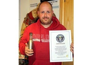 В Шотландии нашли бутылку, брошенную в море 98 лет назад