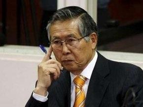 Экс-президент Перу признал себя виновным в коррупции