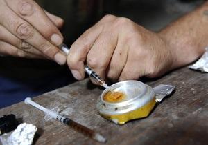 В Британии продают зараженный сибирской язвой героин