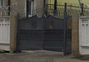 Евгения Тимошенко не смогла встретиться с матерью