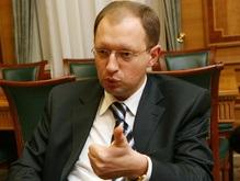 Яценюк: Верховная Рада будет реагировать на заявления России