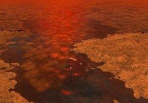В озерах спутника Сатурна обнаружили углеводородные льдины