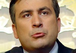 В Грузии прошли акции протеста с требованием отставки Саакашвили