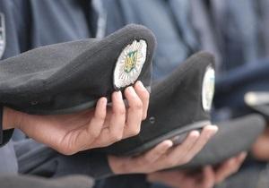 В Полтавской области два милиционера попали в ДТП. Погибла 33-летняя капитан милиции