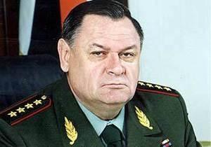 СМИ: Главком Сухопутных войск России уволен в запас