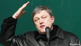 Яблоко выдвигает Явлинского и отвергает Навального