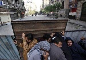 Фондовый рынок Египта терпит бедствие из-за политических беспорядков