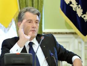 Ющенко намерен ввести обязательное возвращение НДС