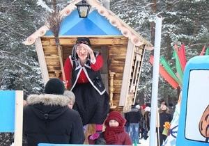 На Майдане отпразднуют день рождения Бабы Яги
