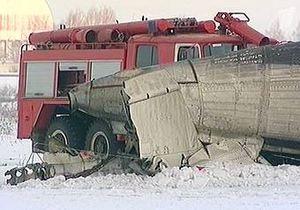 Пилотов разбившегося в Самаре Ту-134 приговорили к условным срокам