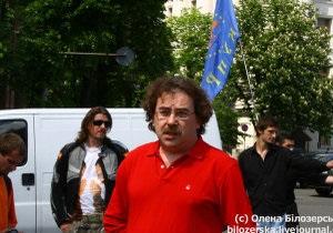 Минская милиция отпустила украинского правозащитника Владимира Чемериса