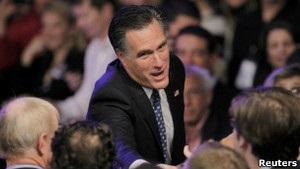 Русская служба Би-би-си: Ромни и Республиканская партия. Брак по расчету