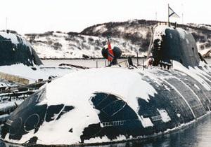 Российские военные признали факт воспламенения на атомной подлодке Гепард