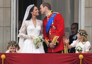 Фотогалерея: На весь мир. В Лондоне состоялась церемония бракосочетания принца Уильяма и Кейт Миддлтон