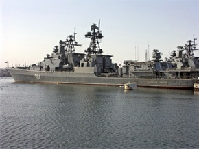 Россия отправит новый отряд кораблей на борьбу с сомалийскими пиратами
