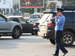 В Луганске водитель разодрал гаишнику рот