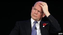 Глава МИД Британии хвалит разведку за помощь в Ливии