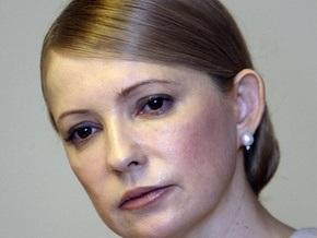 Тимошенко выразила соболезнования в связи с авиакатастрофой  ТУ-154