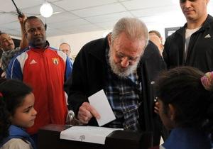 На Кубе подводят итоги всеобщих выборов